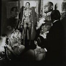 Helmut Newton Sumo Photo 50x70 Hugh Hefner's Projection Room Beverly Hills Nude