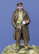 Resicast 1/35 British Artillery Officer in Greatcoat (25 pounder Crew) 355616
