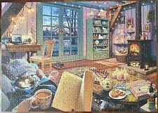 Ravensburger Cozy Retreat 500 Piece Large Piece Format Jigsaw Puzzle