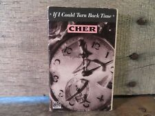 If I Could Turn Back Time by Cher (Cassette Single)
