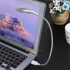 Flexible USB LED Light Spotlight Lamp Gadget Reading for PC Laptop Power Bank