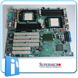 SUPERMICRO H8DAE Dual Opteron Socket 940 Serverboard