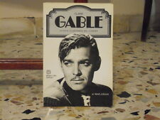 CLARK GABLE - STORIA ILLUSTRATA DEL CINEMA - di RENE' JORDA -