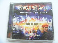 RICHARD MYHILL MUSIC THROUGH THE AGES - 1980 KPM  RARE LIBRARY SOUNDS MUSIC CD