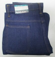 Vintage NOS Mcjeans Denim Blue Jeans 30x34 Deadstock Klayman Pants Made in USA