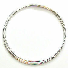 20cm 1.5mm 9999 Pure Soft Shiny Silver Electrodes 99.99/%.Colloidal 14 gauge