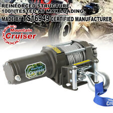 3500LB ATV Winch UTV 12V Electric 3500 LB Brand New Off Road Waterproof Kit R