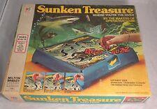 1976 Sunken Treasure Diver Board Game Milton Bradley FOR PARTS