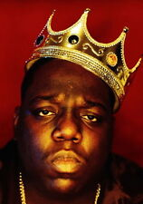 "108 The Notorious B.I.G - Biggie Smalls American Rapper Music 14""x20"" Poster"