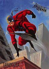 SCHEMER Spider-Man Fleer Ultra 1995 BASE Trading Card #77