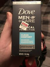 Dove Men 1.7oz Brand New Genuine The Best Ever Working  In Box Clean Deodorant