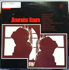 Janis Ian - LP VG+ GAS 121 Mgm Stereo USA 1970 RL Bob Ludwig Mastered