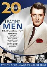 Leading Men Film Collection - 20 Movie Set [DVD, NEW] FREE SHIPPING