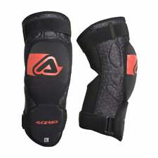 Acerbis Adults Soft 3.0 Motocross MX Enduro Bike Knee Pads Guards