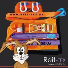 SLACKLINE Set REIT-TEX 7-teilig 25mx50mm Rucks.+Runds.+Schäkel