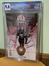 Age of Ultron #1 CGC 9.6 Wht Pgs Kim Variant Read Description See Photos