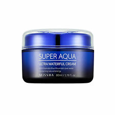 [MISSHA] SUPER AQUA ULTRA WATERFULL CREAM 80ml / 2.70oz Free Shipping