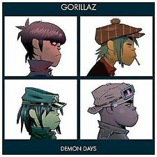 Gorillaz - Demon Days NEW CD