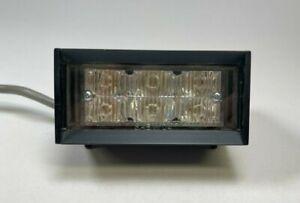 Code 3 Pod Exterior Warning LED Light RED STROBE EMS