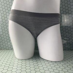 NWT Smartwool Womens Merino 150 Bikini Grey Size XS