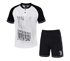 075c3f71f81fc7 PLANETEX Pigiama Juventus Abbigliamento Ufficiale Juve JJ PS 25418 Pigiami  Calcio Uomo Giochi d'imitazione