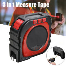 3-in-1 Measure King Digital Tape Measure String Mode/Sonic Mode/Roller Mode Tool