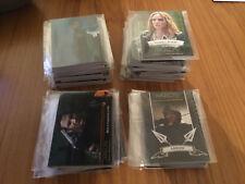 Arrow Season 2 - Huge Lot of 30 Chase Card Sets NM Cryptozoic 2015 Archer Bio
