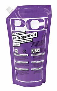 PCI Gisogrund 404 Haftgrundierung 1 Liter Estrichuntergrund Holz Fliesen Beton