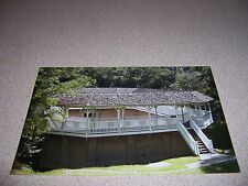 Springhouse at White Sulfur Springs Florida Postcard