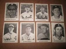 1978 and 1979 Dearborn,Mi Detroit Tigers Convention Sets COMPLETE