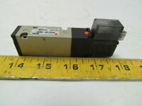 SMC NVZ5140-5MOZ 5 Port Solenoid Valve Body Ported 24VDC