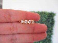 .84 Carat Diamond Yellow Gold Ring 14k R77 sep *