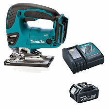 MAKITA 18V LXT DJV180 DJV180Z JIGSAW, BL1840 BATTERY AND DC18RC CHARGER