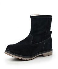 Timberland Botas Damas Negro Forrado Cálido Impermeable A12SE Talla 4.5 Reino Unido Nuevo