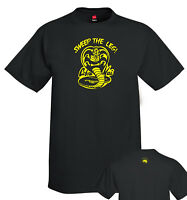 Sweep The Leg T-shirt Cobra Kai dojo Karate Kid