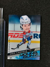 Cole Caufield 2021 Funny POPS 1st NHL Goal Young Gunz Young Guns Exclusives /75