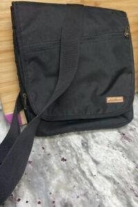 Eddie Bauer Connect Tech Travel Bag Black Great Shape