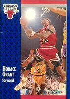 1991-92 FLEER NBA BASKETBALL CARD PICK SINGLE CARD YOUR CHOICE