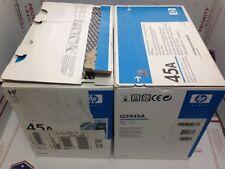 HP LaserJet 45A  Q5945A Black  ( Lot of 2 )