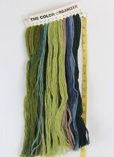 4 oz Wool Tapestry Yarn Needlepoint Crewel 12 Different Assorted Colors NEW