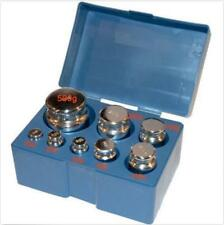 1000 Gram Scale Calibration Test Weight Kit Set M2 Class 8pcs