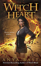 Witch Heart by Anya Bast - Small Paperback - 20% Bulk Book Discount