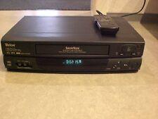 Tevion MD9025 VHS Videorecorder 6-Head Hifi Stereo Show View ATS VPS Turbo Drive