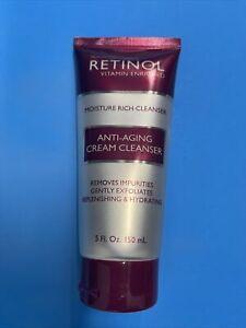 Skincare LdeL Cosmetics Retinol Anti-Aging Cream Cleanser 5oz