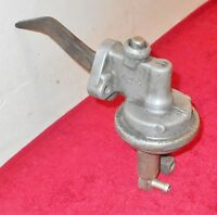 1968 1969 Ford Mustang GT Mach1 Shelby Cougar ORIG 302 351W BUTTON TOP FUEL PUMP