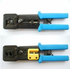 NEW EZ RJ45 EZ-RJ45 PRO HD CRIMP TOOL & WIRE STRIPPER FOR EZ RJ45 CONNECTORS UK