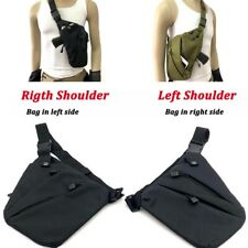 Multifunctional Concealed Tactical Storage Gun Bag Holster Anti-theft Bag Chest