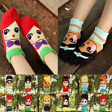 Unbranded Machine Washable Casual 100% Cotton Socks for Women