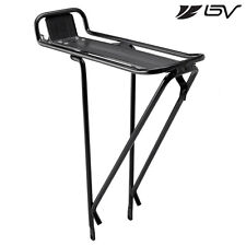 BV Bike Rear Rack Aluminum Carrier Cycling Cargo Racks Bicycle Storage NEW RA18
