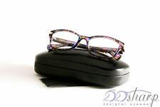 Coach Eyeglasses-HC 6065 5288 49 Confetti Purple
